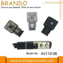 4V110 Solenoid Valve For Pneumatic Actuator