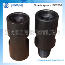 Box to Box Pin Thread Drill Rod Connector Adapter