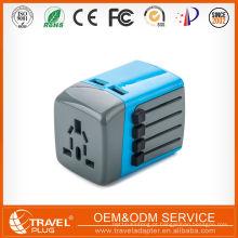 Adaptador USB, adaptador de tomada, adaptador de corrente alternada