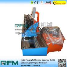 Máquina de formação de rolos de canais de chapa metálica FX