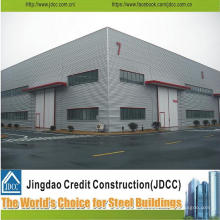 Sandwich Panel Steel Structure Building Prefabricated Warehouse
