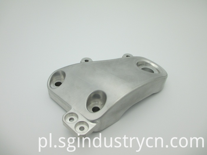 High Quality Steel Precision Machining