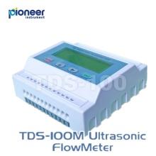 Medidor de flujo ultrasónico del módulo TDS-100M