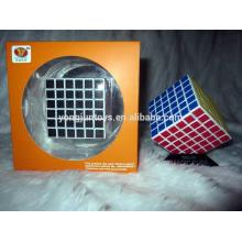 YongJun personalizado 6x6x6 6 capas de cubo cuadrado mágico