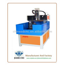 Fresadora barata del CNC 600 * 750m m para la aleación del acero inoxidable y del titanio