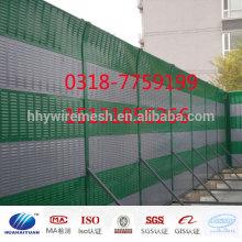 высокое качество звуковой барьер стены завода шум поглотил стены