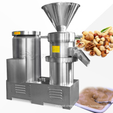 New designed cocoa nut butter making machine/lab chemical almond milk grinding machine/peanut butter colloid mill