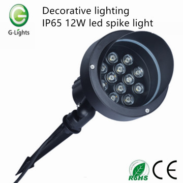 Illuminazione decorativa IP65 12W ha condotto la luce del punto