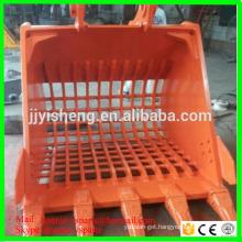 heavy duty hitachi ZX200 ZX230 ZX240 ZX250 ZX270 ZX330 ZX350 excavator screening bucket