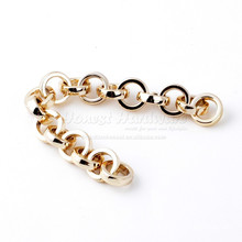decorative metal chain for bags accessories
