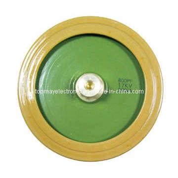 Condensador de cerámica de alto voltaje de Ccg81 de 500PF