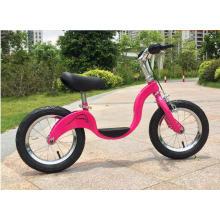 Bicicleta de equilíbrio de crianças de aço carbono com Ly-004