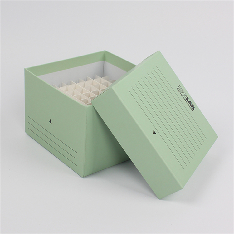 Custom Cardboard Fixed Medicine Paper Packing Box