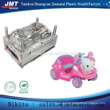 injeção plástica Holle Kitty passeio no molde do brinquedo do carro