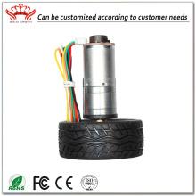 Micro Gear Motor Encoder Untuk Robot