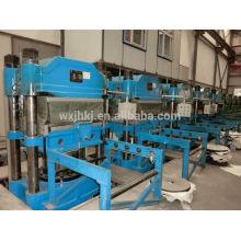 Amortiguador de choque de goma de alta calidad prensa máquina de moldeo por