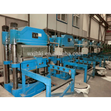 High quality rubber shock absorber molding press machine