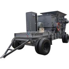Machine mobile industrielle d'équipement de broyeur