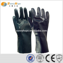 Sunnyhope black safety chemical resistance safety gloves
