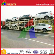 Car Transport Semi Trailer, Truck Trailer Car Carrier