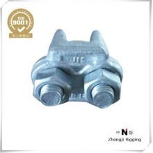 TYPE JIS are constructed of high quality drop forged wire rope clip