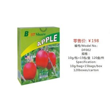 Abnehmen Sie am besten Aktie Apple Pulver