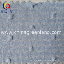 Cotton Jacquard Fabric for Dress Garment Textile (GLLML093)
