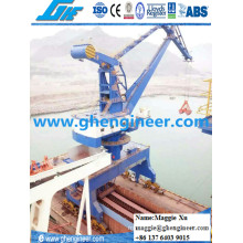 30t30m Railway Mobile Hydraulic Electric Portal Crane