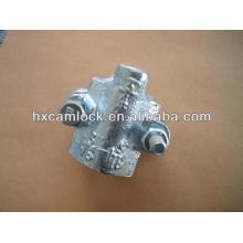 Collier de serrage pour le raccord de tuyau de vapeur