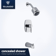 Sanitary Ware Wall Mounted Faucet Set For Shower