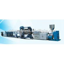 Plastic Decoration Sheet Production Line/ Plain Sheet Making Machine