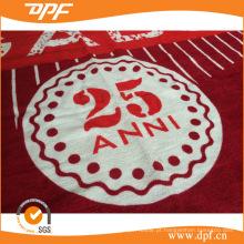 Impressão reativa toalha de praia / toalha de piscina da fábrica da China (DPF1099)