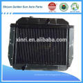 Truck copper radiator core for ZIL truck