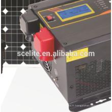 Système de générateur solaire: puissance d'inverseur solaire de 3KWH / Day