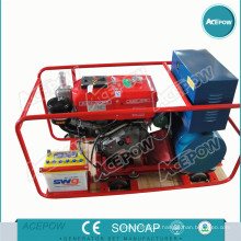 15kVA Silent ou Open Type Changchai Engine Diesel Generator Set