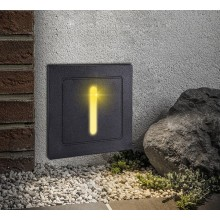 3W  corner light outdoor led wall light