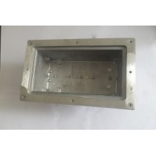 square lamp controller shell