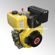 4 Stroke Air-Cooled 6HP Diesel Engine (HR178F)