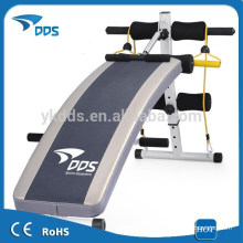 Indoor use Abdominal bench for sit up bench