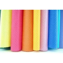 10 Mesh Colored Spunlace Nonwoven