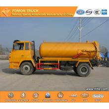 SHACMAN  Sewage tanker truck 4x2 10000L