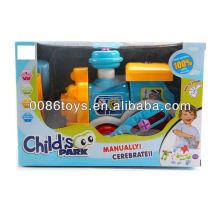 Обучающие игрушки для детей DIY Toy Train