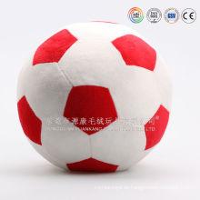 Balón de fútbol felpa de regalo de promoción