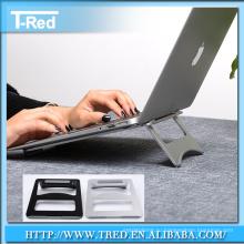 Алюминиевый Регулируемый держатель планшет Подставка для MacBook