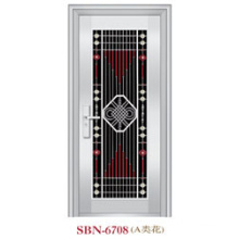 Stainless Steel Door for Outside Sunshine  (SBN-6708)