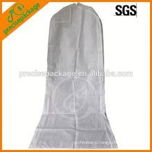 Оптовые дешевые свадебное платье мешок одежды для платья и платье