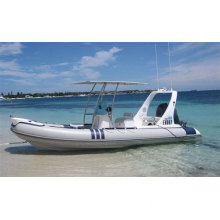 Rigid Inflatable Boat,Rib Boat,Motor Boat 6.2meter/20inch with CE