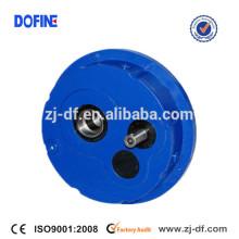 Réducteur à engrenages hélicoïdaux TA125-D DXG125