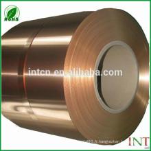 Alliage CuSn8 phosphures de cuivre