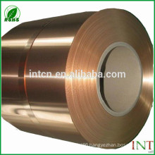 Phosphor copper CuSn8 alloy
